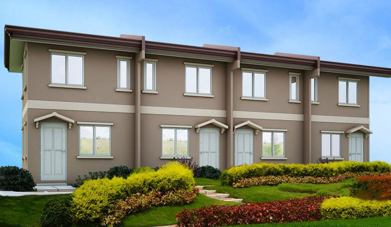 ravena camella homes