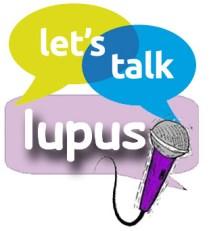 lets talk lupus logo