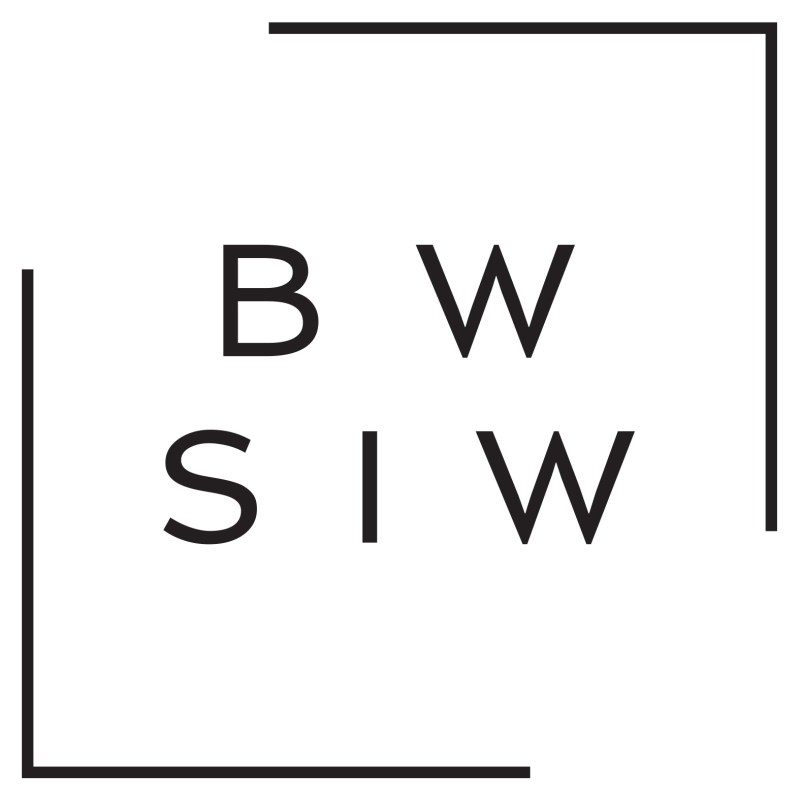 BWSIW But What Should I Wear - A Life and Style blog by allison kelley LOGO ICON black and white