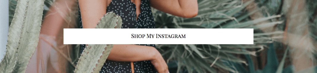 Shop my Instagram - but what should i wear