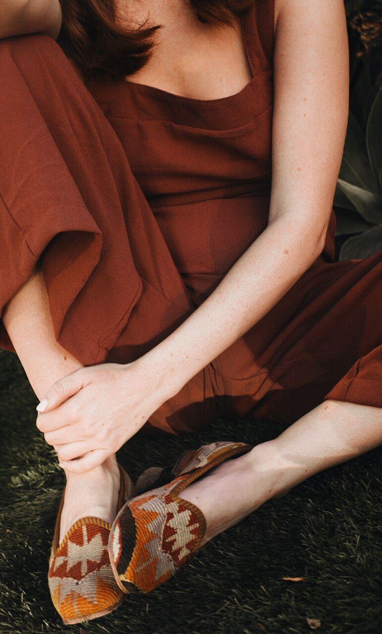 Artemis Design Co Kilim Loafers Photo-2_preview