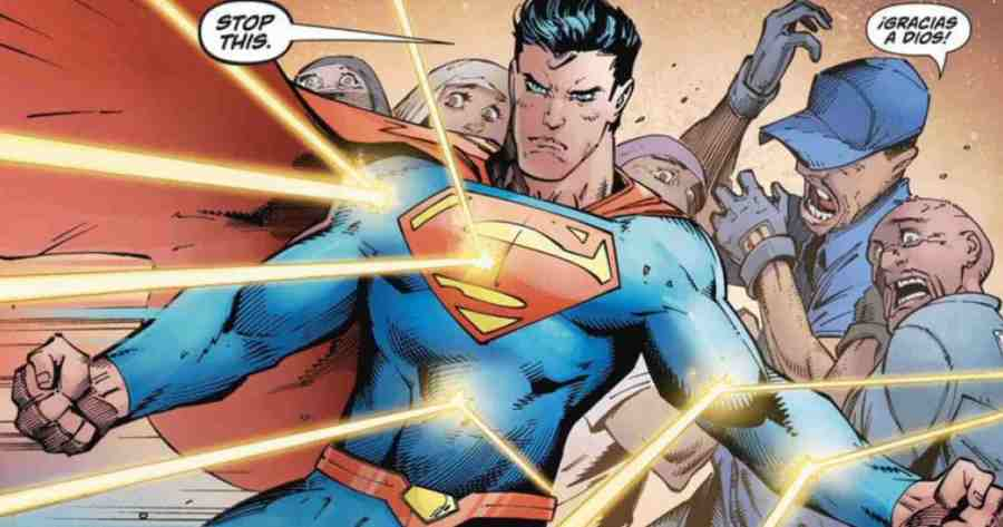 Superman - But Why Tho?