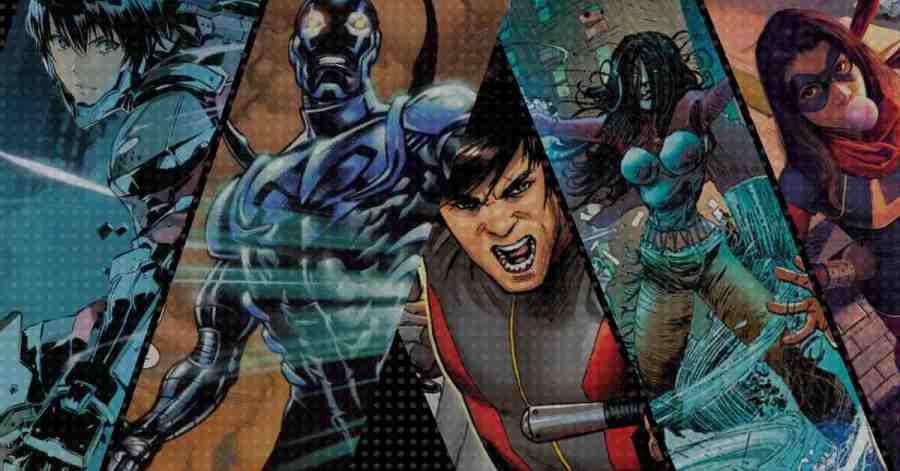 Five Diverse Superhero Franchises Waiting to Happen