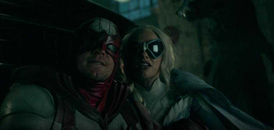 'Titans' Season 1, Episode 2 - Hawk and Dove