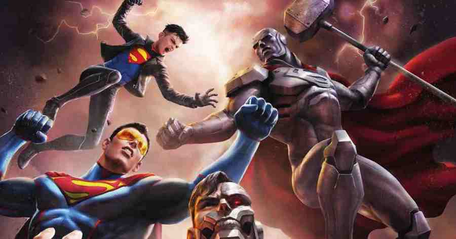 Reign of the Supermen - But Why Tho?