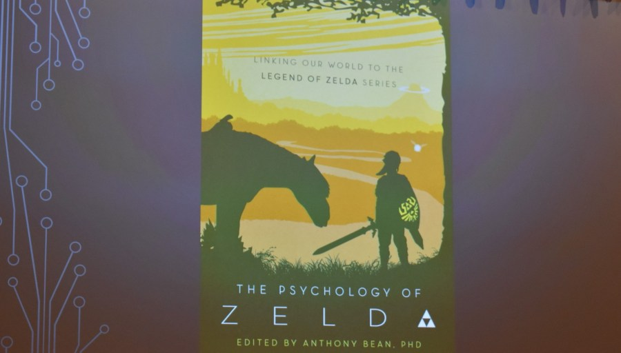 The Psychology of The Legend of Zelda - PAX South 2019