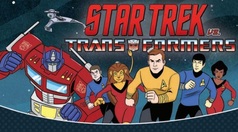 Star Trek vs. Transformers