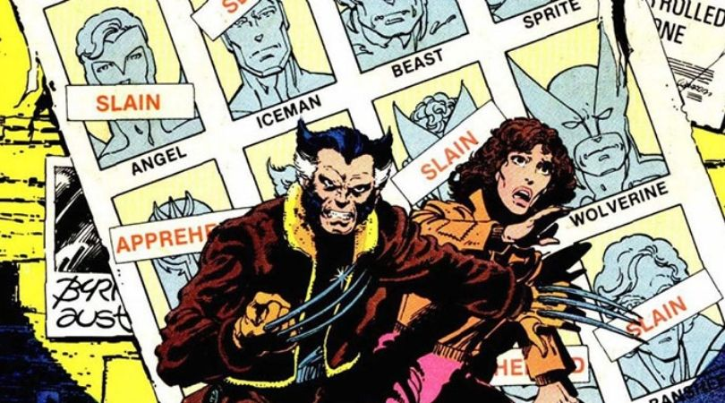 Chris Sims X-Men