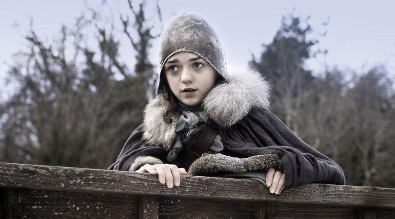 Arya Stark - But Why Tho