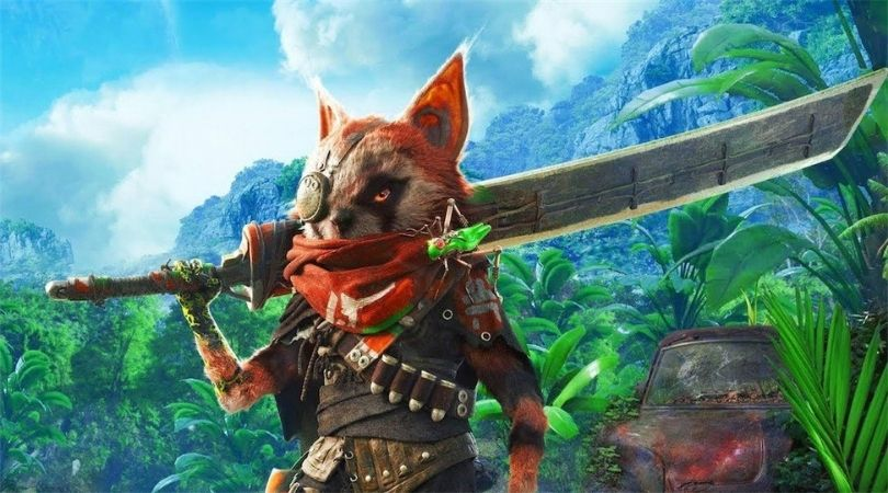 Biomutant - But Why Tho