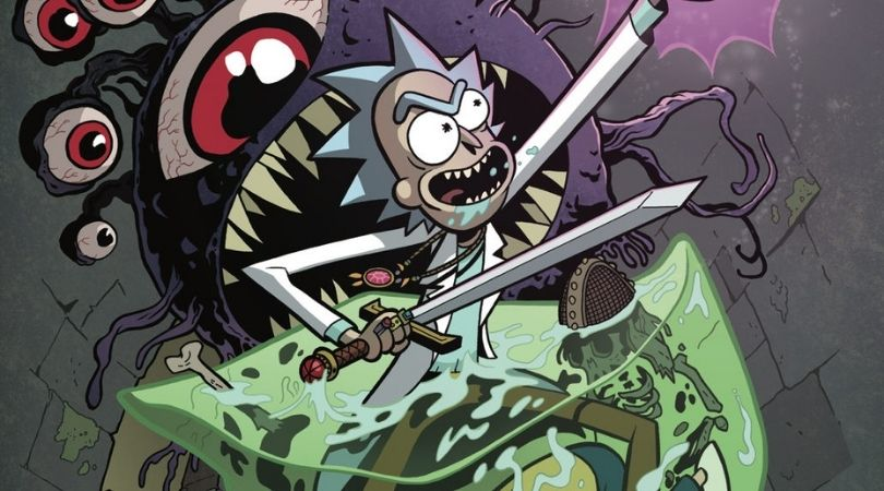 Rick and Morty vs. Dungeons and Dragons - But Why Tho