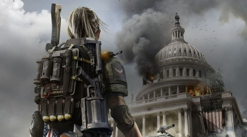 The Division2's Strongholds - But Why Tho