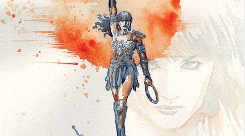 Xena Warrior Princess #1 - But Why Tho