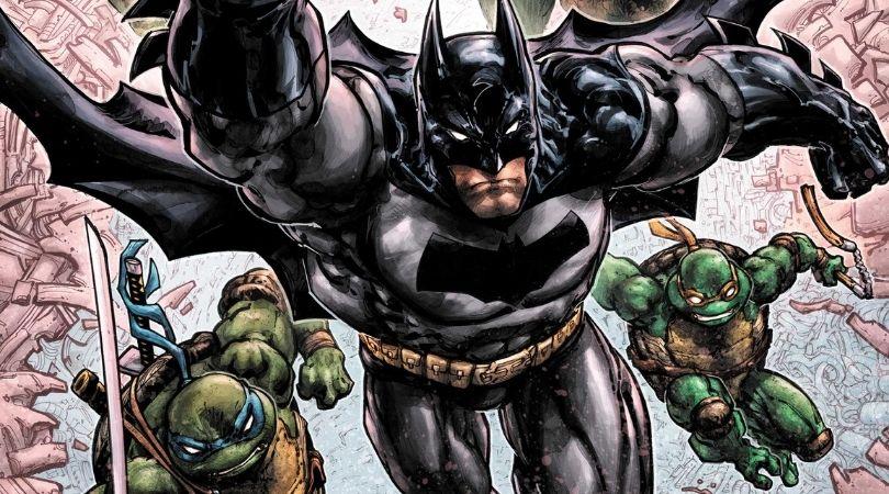 Batman/Teenage Mutant Ninja Turtles III #1