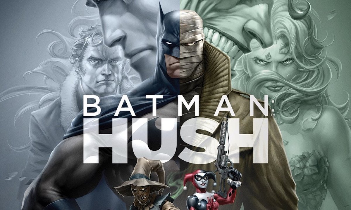 REVIEW: 'Batman: Hush' Is Poor Adaptation Of A Beloved