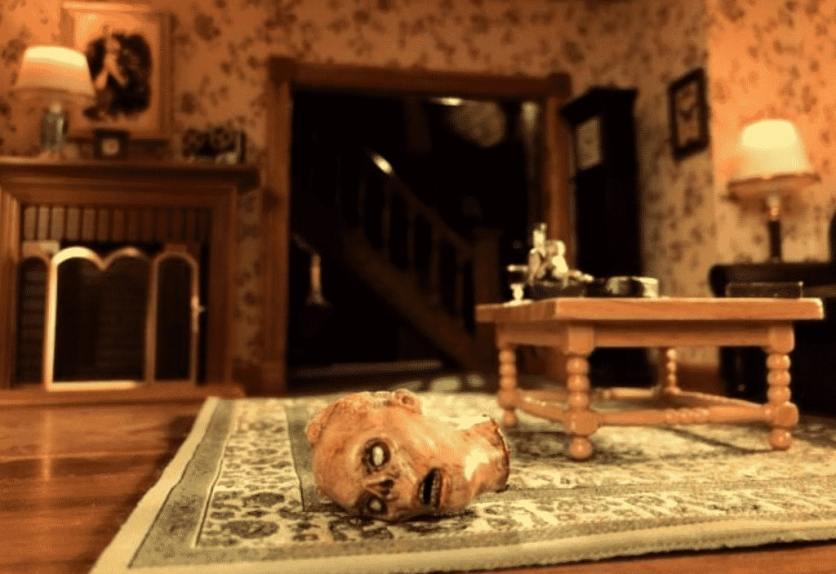13 Horror Series