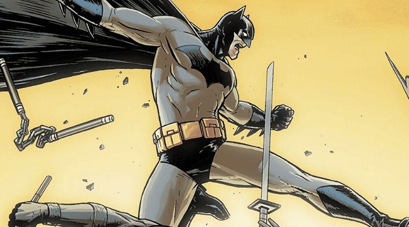 Batman: Universe #5
