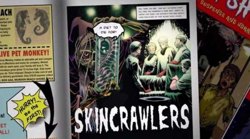 Creepshow Episode 6 - Skincrawlers