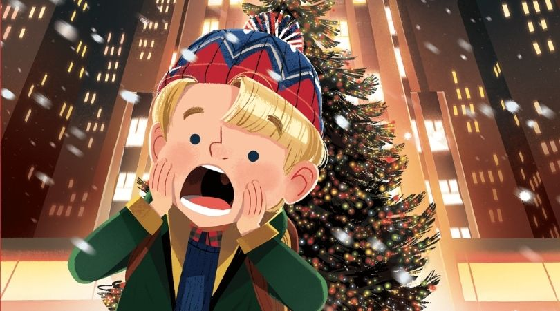 Home Alone 2 Lost in New York,