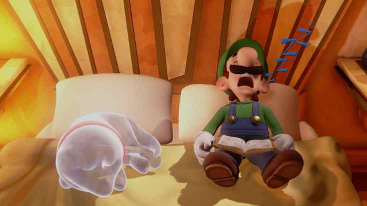 Luigi's Mansion 3 Sleepy Bois
