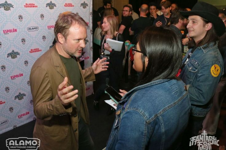 Knives Out Director Rian Johnson Interview