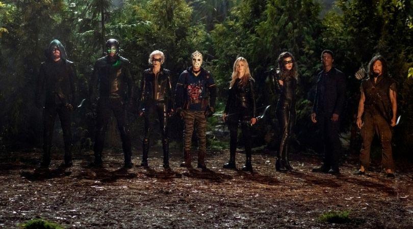 """Arrow  Season 8, Episode 7 – """"Purgatory"""""""