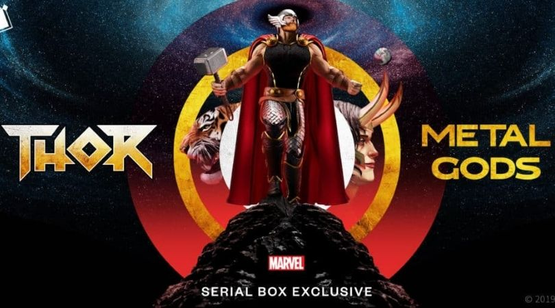 thor: Metal Gods - But Why Tho?