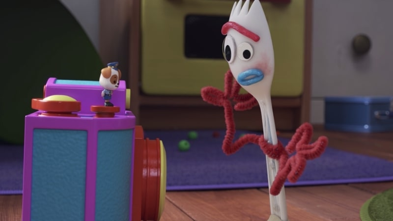 Forky Asks A Question What is a Pet