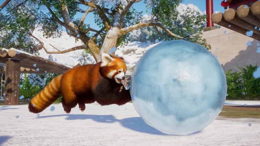 Planet Zoo Arctic Park