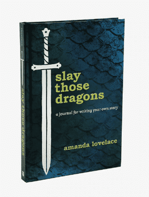 Slay your dragons journal