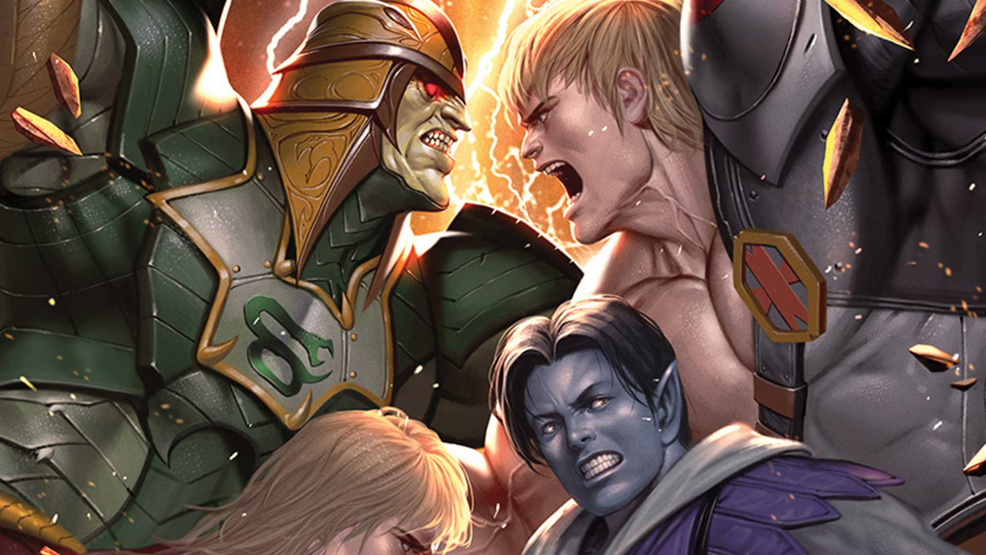 EXCLUSIVE PREVIEW: 'He-Man & the Masters of the Multiverse,' #3