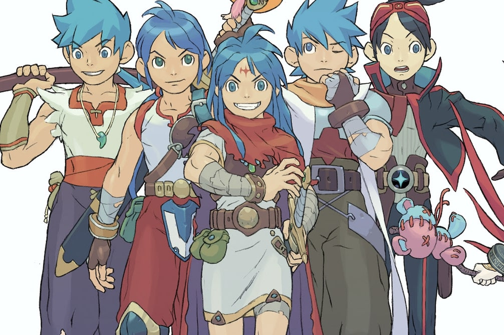 PREVIEW: 'Breath of Fire: Official Complete Works'