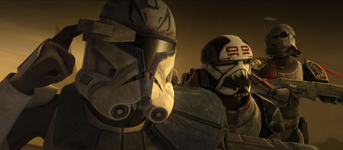 Star wars the clone wars season 2