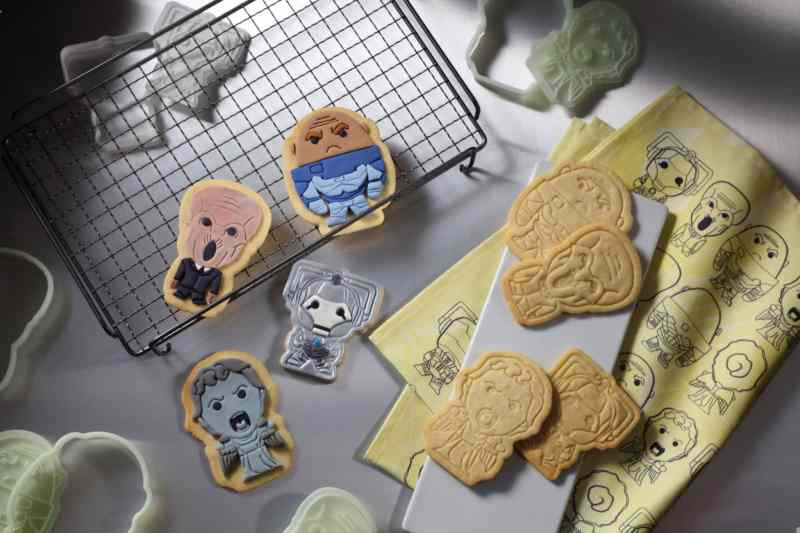 Doctor Who Baking Set