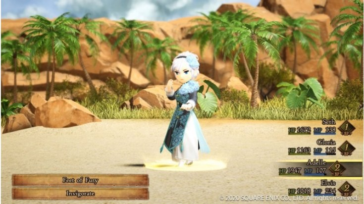 DEMO REVIEW: 'Bravely Default II,'- A Mixed Gameplay Experience.