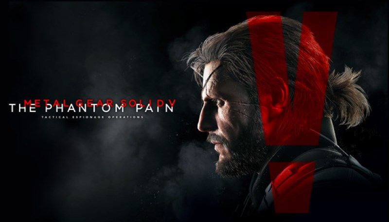 Metal Gear V Xbox Game Pass
