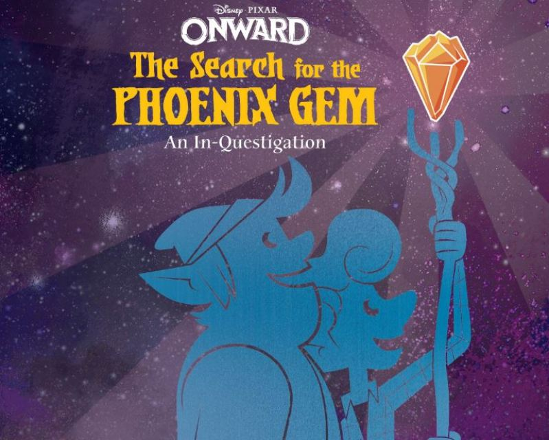 Search for the Phoenix Gem