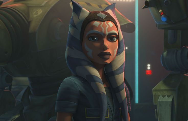 """'Star Wars: The Clone Wars,' Season 7, Episode 5 - """"Gone with a Trace"""""""