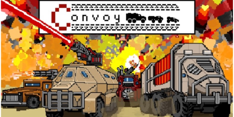 Convoy: A Tactical Roguelike
