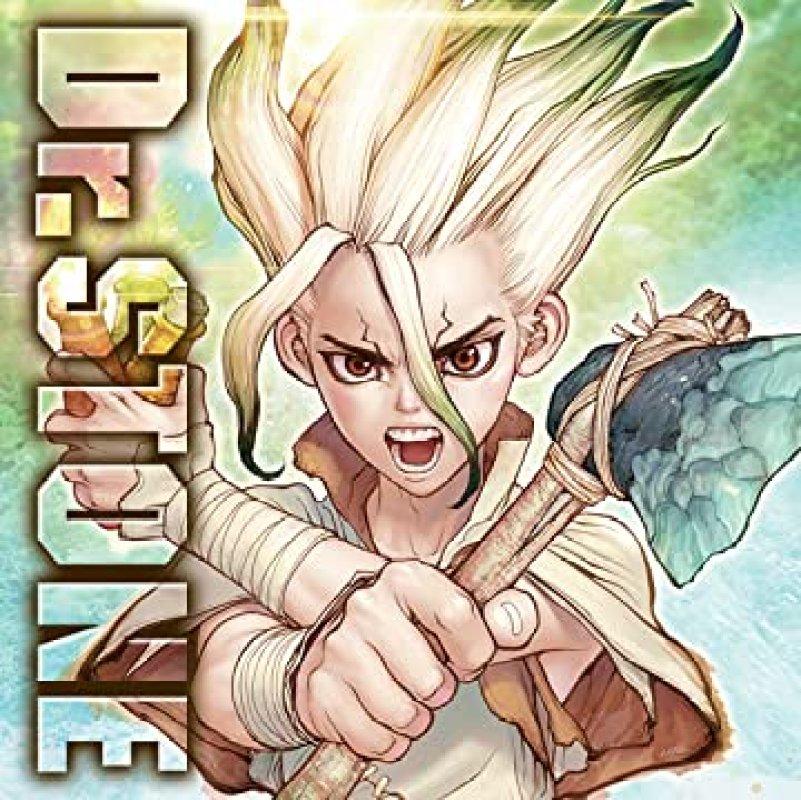 Manga on ComiXology Dr. Stone