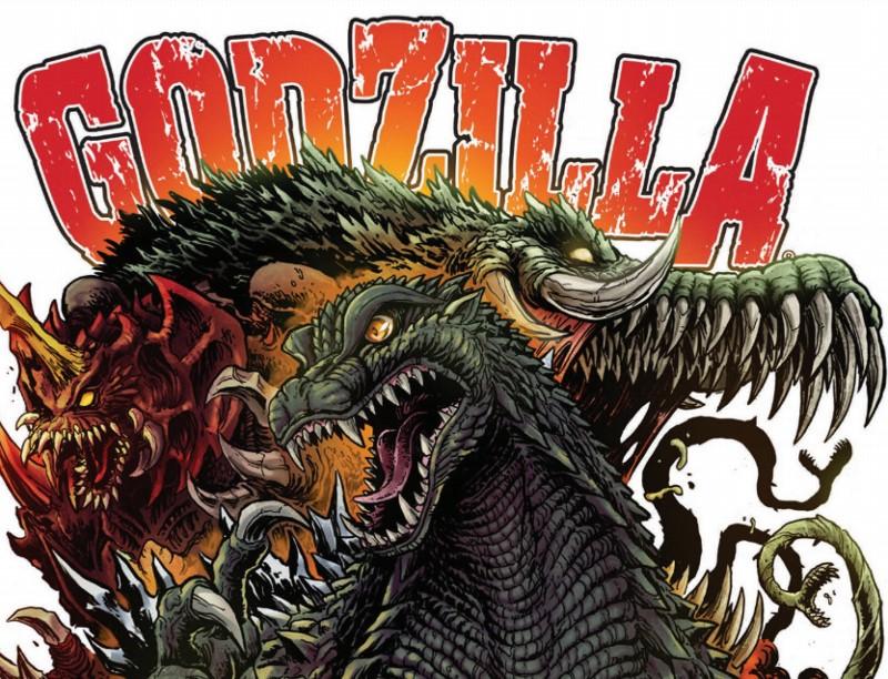 Godzilla: Complete Rulers of Earth