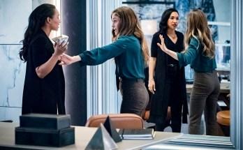 Iris and Eva finally come to blows.