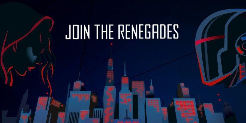 Renegades YA Superhero Novels