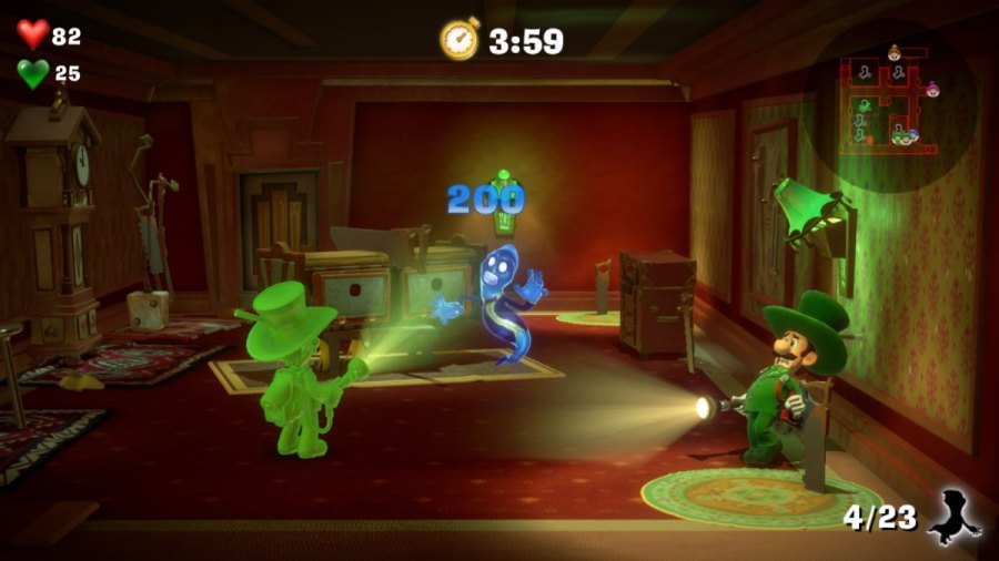 'Luigi's Mansion 3' Multiplayer Pack - Part 2 Available Now