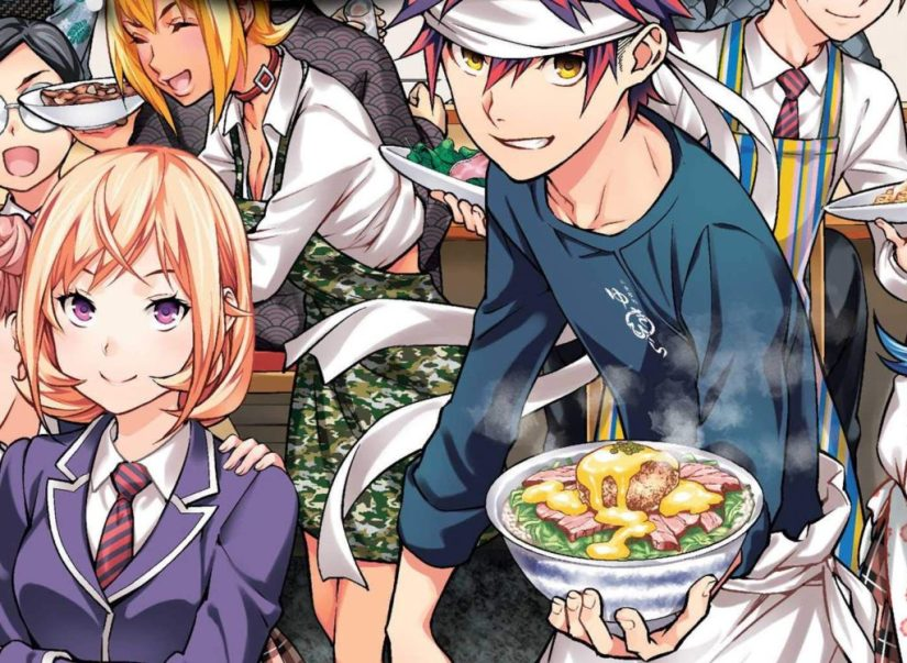 Food Wars Volume 36