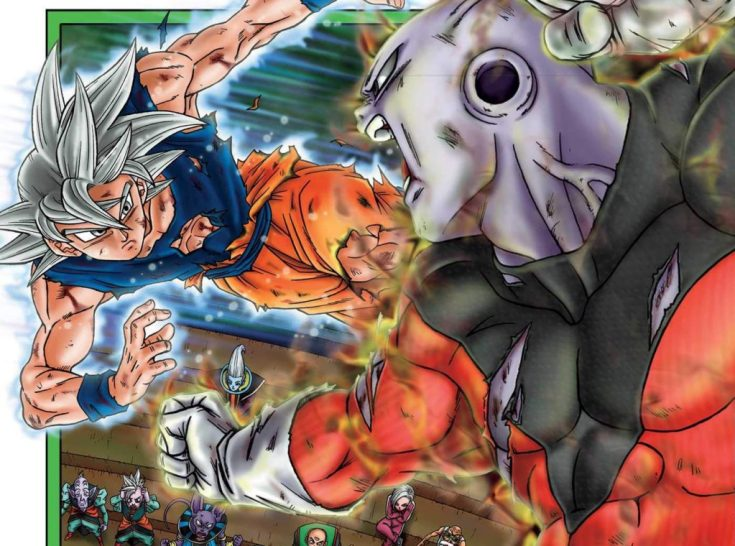 Dragon Ball Super Volume 9