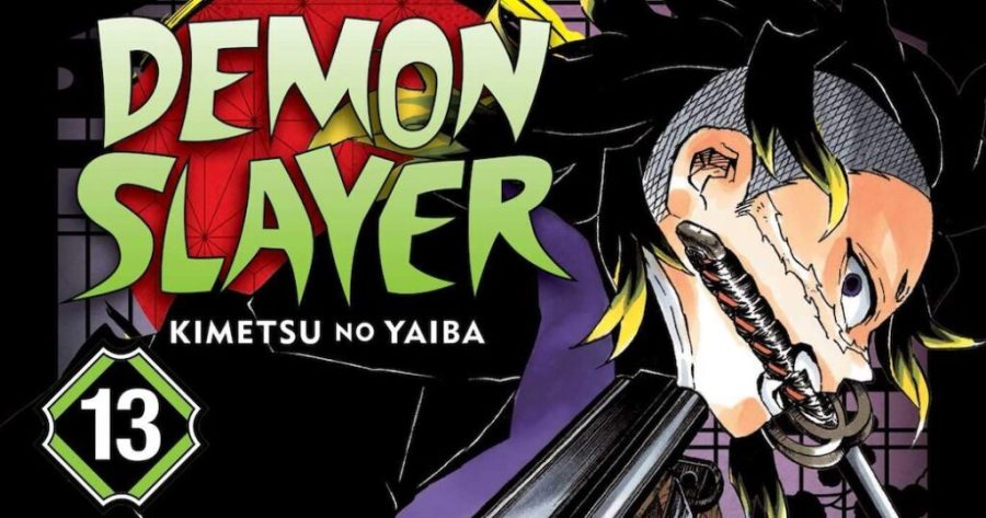 Demon Slayer Volume 13