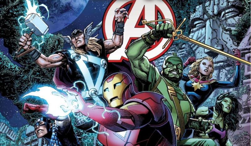 Avengers Empyre #0