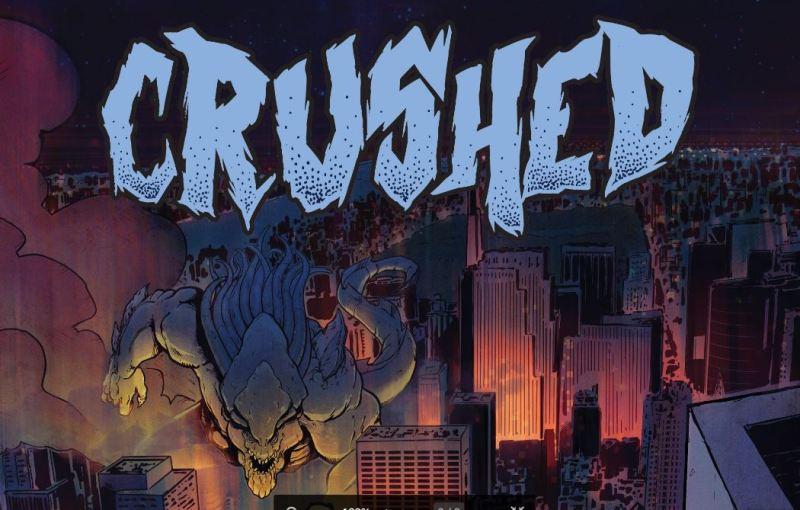 Crushed short