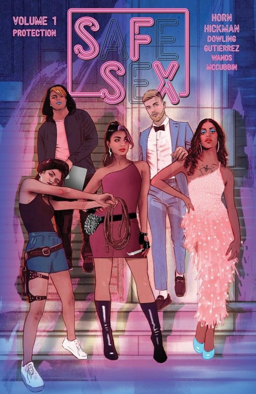 SfSx (Safe Sex), Vol. 1: Protection